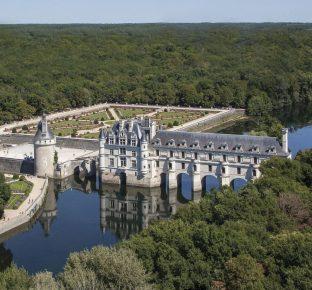 Bienvenue sur le site du ch teau de chenonceau for Jardins de france a visiter